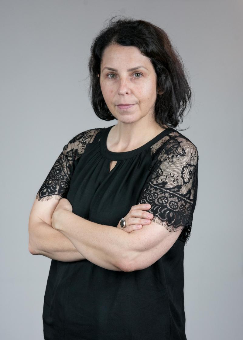 mgr Izabella Brodzik